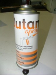 BUTANO SPRAY 400 ML