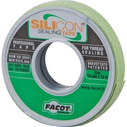 NASTRO SIGILL.SILICON SEALING TAPE H14MMX15MT.